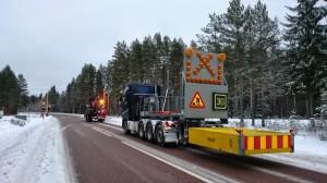 Volvo FH12 -14 TMA skydd